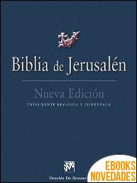 Biblia de Jerusalén de Escuela Bíblica y Arqueológica de Jerusalén