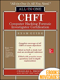 CHFI Computer Hacking Forensic Investigator Certification de Charles L. Brooks