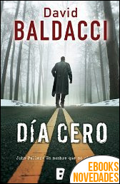 Día cero de David Baldacci
