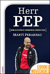 Herr Pep de Marti Perarnau