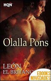 León el Britano de Olalla Pons