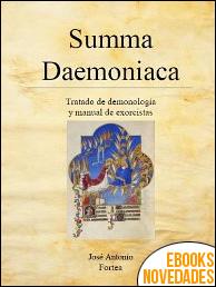 Summa Daemoniaca de José Antonio Fortea