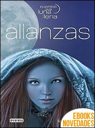 Alianzas. Cuentos de la luna llena de Iria Gil Parente y Selene Morales Pascual