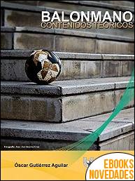 Balonmano Contenidos teóricos de Óscar Gutierrez Aguilar