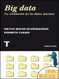 Big data de Viktor Mayer-Schönberger y Kenneth Cukier