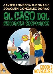 Clara Secret IV. El caso del motorista sospechoso de Javier Fonseca G-Donas
