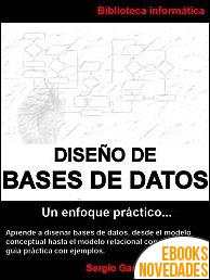 Diseño de bases de datos de Sergio Garrido Barrientos