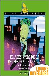 El asesinato de la profesora de lengua de Jordi Sierra i Fabra