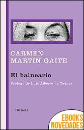 El balneario de Carmen Martín Gaite