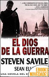El dios de la guerra de Steven Savile