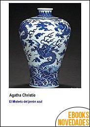 El misterio del jarrón azul de Agatha Christie