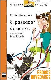 El paseador de perros de Daniel Nesquens