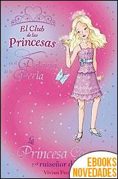La Princesa Grace y el ruiseñor de oro (El Club de las Princesas) de Vivian French