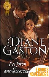 La joven enmascarada de Diane Gaston