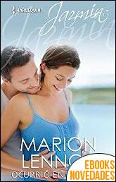 Ocurrió en una isla de Marion Lennox