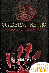 Cuaderno negro de Ezequiel Teodoro