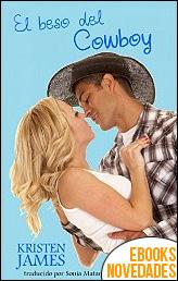 El beso del cowboy de Kristen James