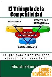 El triángulo de la competitividad de Eduardo Betancourt