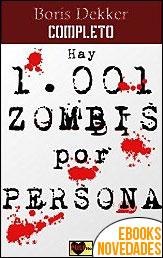 Hay 1001 zombis por persona de Boris Dekker