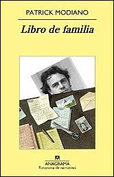 Libro de familia de Patrick Modiano