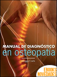 Manual de diagnóstico en osteopatía de Magga Corts