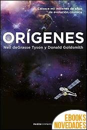 Orígenes de Neil deGrasse Tyson y Donald Goldsmith