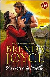Una rosa en la batalla de Brenda Joyce
