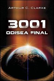 3001 Odisea final de Arthur C. Clarke