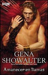 Amanecer en llamas de Gena Showalter