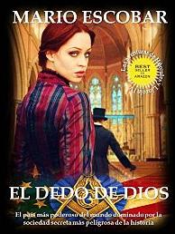 El dedo de Dios (Saga Hércules y Lincoln nº 4) de Mario Escobar