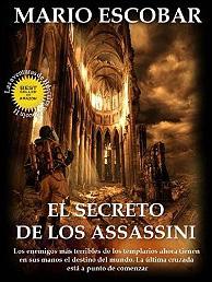 El secreto de los Assassini (Saga Hércules y Lincoln nº 2) de Mario Escobar