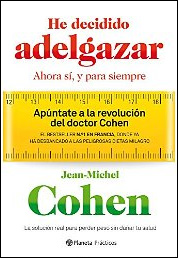 He decidido adelgazar de Jean-Michel Cohen