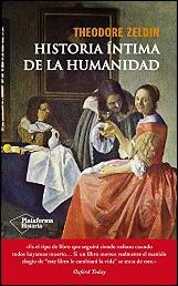 Historia íntima de la humanidad de Theodore Zeldin