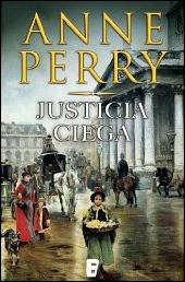 Justicia ciega de Anne Perry