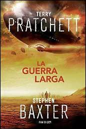 La guerra larga de Terry Pratchett