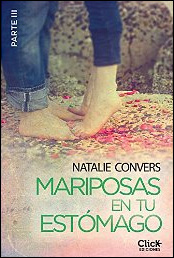 Mariposas en tu estómago (Tercera entrega) de Natalie Convers