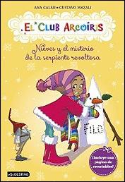 Descargar libro Nieves y el misterio de la serpiente revoltosa de Ana Galán y Gustavo Mazali