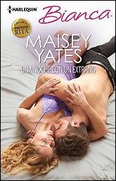 Una noche con un extraño de Maisey Yates