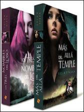 Pack Los tres nombres del lobo + Más allá del temple de Lola P. Nieva