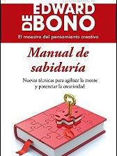 Manual de sabiduría de Edward de Bono