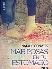 Mariposas en tu estómago (Segunda entrega) de Natalie Convers