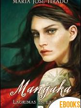 Mangaka. Lágrimas en la arena de María José Tirado