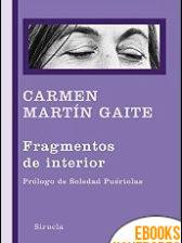 Fragmentos de interior de Carmen Martín Gaite