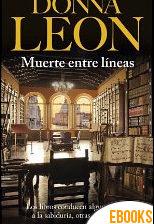 Muerte entre líneas de Donna Leon
