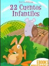 22 cuentos infantiles de Errikos Kalyvas