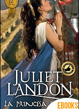La princesa esclava de Juliet Landon