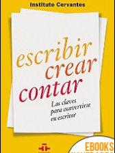 Escribir contar crear de Instituto Cervantes