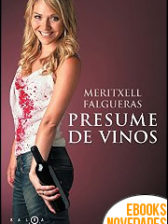 Presume de vinos de Meritxell Falgueras